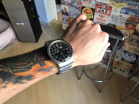 Relógio Swatch Wealthy Star Caixa Preta