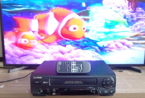 Video Cassete Gradiente Vpc-600 + Controle Remoto