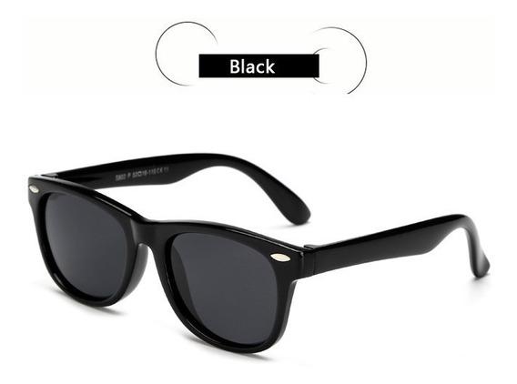 Óculos De Sol Infantil Flexível Polarizado 2 A 7 Anos