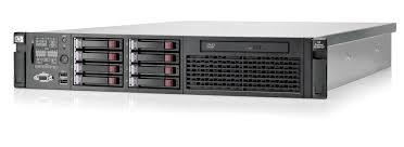 Servidor Hp Dl 380 G7 2 Processadores Xeon X5670 @2.93 16gb