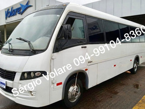 Micro Ônibus Volare W9 Executivo Branca Ano 2011/2011