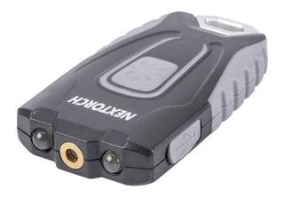 Mini Lanterna 60 Lúmens Luz Laser 4 Modos Nextorch Gl20
