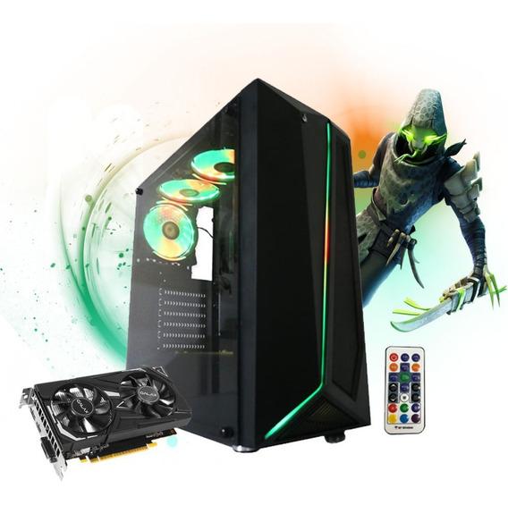 Pc Gamer Megatumi Glass 05 Intel I5 9400f, 2x4gb Hd 500gb Gt