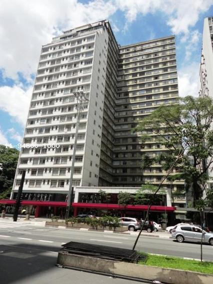 Kitnet Para Locação Em São Paulo, Jardins, 1 Dormitório, 1 Banheiro - Baronesa_1-1308104