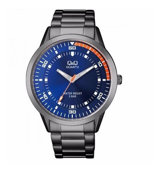 Relógio Q&q By Japan Masculino Qa58j402y C/ Garantia E Nf
