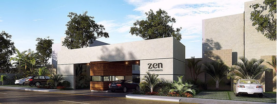 Venta De Departamento En Zen Apartments, Mérida