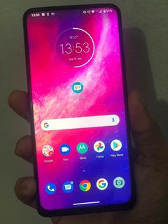 Smartphone Motorola Moto One Hyper 128gb Estado De Novo
