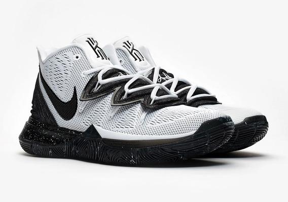 Tenis Nike Kyrie 5 Oreo Originales Nuevos En Caja Irving