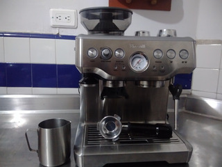 Máquina Espresso Breville Barista 870xl