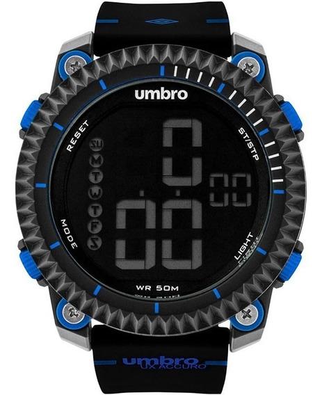 Relógio Umbro Masculino Umb-068-2, C/ Garantia E Nf