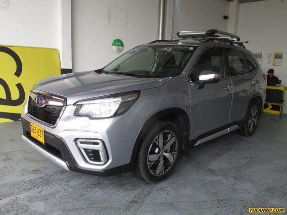 Subaru Forester 2.5i Awd Cvt Limited Eyesight 2019