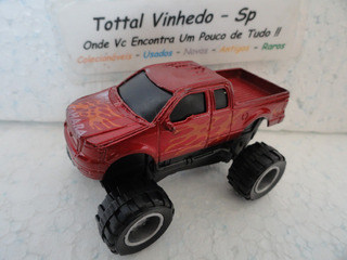 Miniatura Tipo Monster Jam Pick-up *