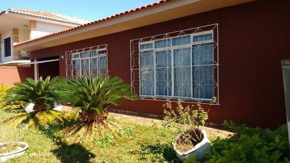 Casa Para Venda Em Ponta Grossa, Sta. Terezinha, 4 Dormitórios, 1 Suíte, 3 Banheiros, 8 Vagas - 083_2-272774