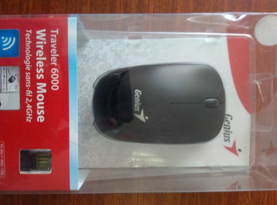 Mausa Inalambrico Wireless 6000
