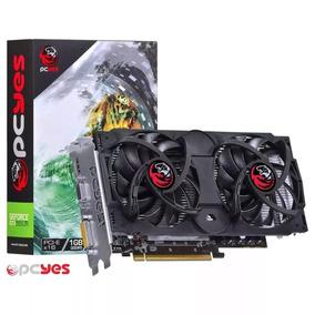 Placa De Vídeo Nvidia Pcyes Geforce Gtx 550ti 1gb Gddr5 128