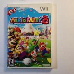 Mario Party 8 Usa Original P/ Nintendo Wii / U