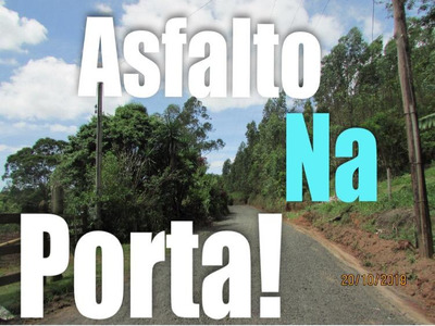 02b Lote Próximo A Itatiba!