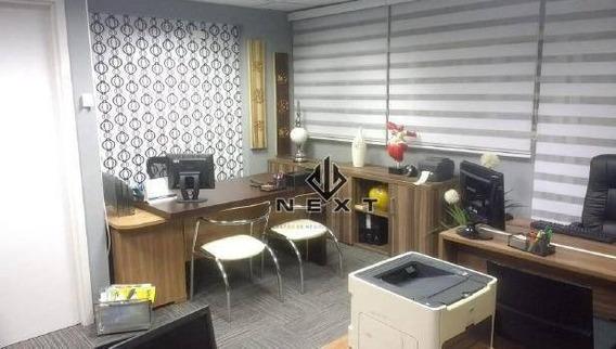 Sala Comercial À Venda, 34 M² No Condomínio Office Grajaú - Alphaville - Sp - Sa0062