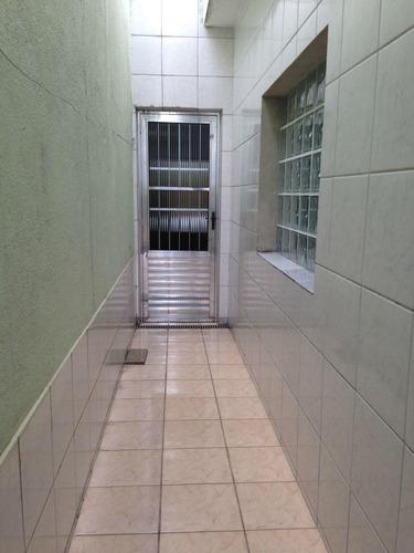 Imagem 1 de 15 de Casa Térrea À Venda - 3 Dormitórios - 3 Vagas - Santa Maria - Santo André - Sp - 34082