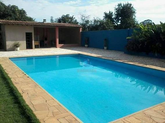 Chácara Residencial À Venda, Jardim Monte Belo, Campinas. - Ch0024