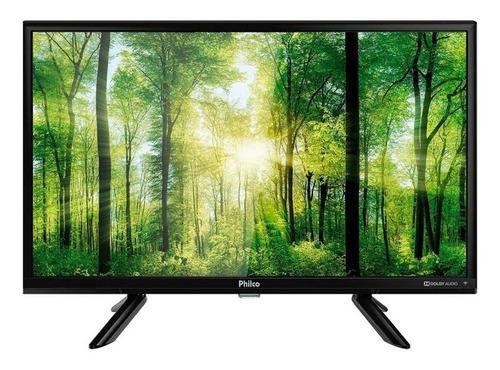 Smart Tv Philco Led Hd 24 Polegadas Ptv24g50sn Preto Bivolt