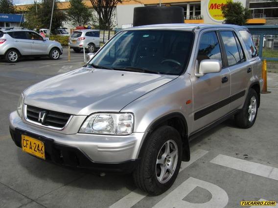 Honda Cr-v Lt