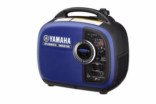 Imagen 1 de 5 de Generador Insonorizado Yamaha Ef2000is 1,8kva Renosto