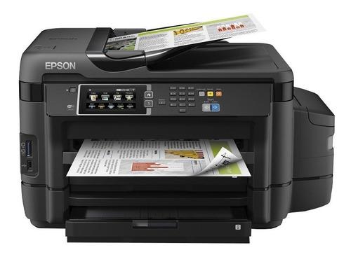 Impresora Multifunción Epson L1455 Con Wifi 110v/220v