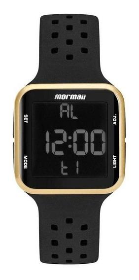 Relógio Mormaii Ref: Mo6600 8d Digital Dourado