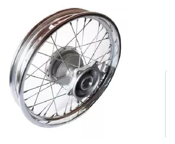 Roda Montada Traseira Bros 125 150 160 Cubo