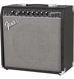 Amplificador De Guitarra Fender Champion 40