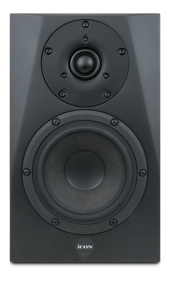 Monitor P/ Estúdio Ativo Icon Px-t5a2 5pol 30w Top Linha Sj