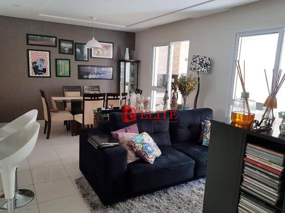 Apartamento Com 3 Dormitórios À Venda, 103 M² Por R$ 595.000,00 - Jardim Satélite - São José Dos Campos/sp - Ap3927