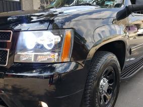 Chevrolet Tahoe Equipada Piel 2011 Linea Nueva