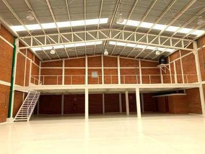 Bodega En Renta Gustavo A.madero Nueva Industrial Vallejo