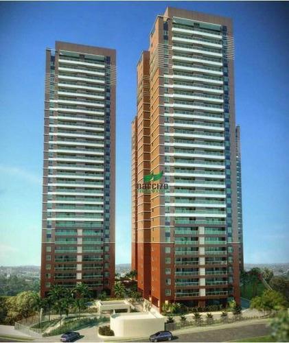Imagem 1 de 29 de Apartamento Com 2 Dormitórios À Venda, 112 M² Por R$ 729.000,00 - Patamares - Salvador/ba - Ap1790