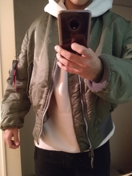Alpha Industries Bomber (tennessee, Usa)