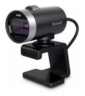 Web Cam Microsoft Lifecam Cinema Hd 360º H5d-00002 Usb