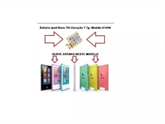 Bateria iPod Nano 7 Geração 7