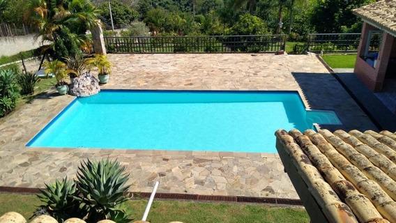 Chácara Em Reneville, Mairinque/sp De 400m² 4 Quartos À Venda Por R$ 900.000,00 - Ch616133