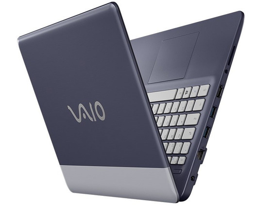 Notebook Vaio I3 7100u 1tb 8gb 14 Led Win10 Home