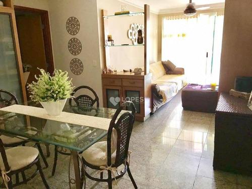 Apartamento Com 1 Dormitório À Venda, 60 M² Por R$ 685.000,00 - São Francisco - Niterói/rj - Ap26438