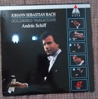 Laserdisc - Johann Sebastian Bach