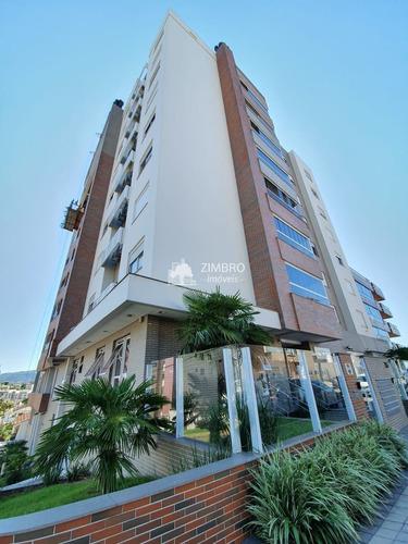 Apartamento Dois Dormitórios Com Sacada E Churrasqueira Para Venda - 996467