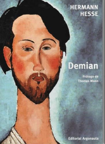 Imagen 1 de 2 de Demian - Hermann Hesse - Argonauta - Lu Reads