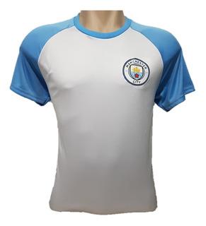 Camisa Time Europeu Manchester City Promoção