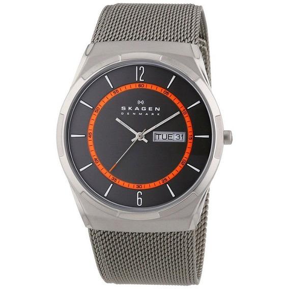 Reloj Skagen Aktiv Gris Hombre Skw6007