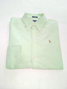 Camisa Ralph Lauren Verde Para Mujer