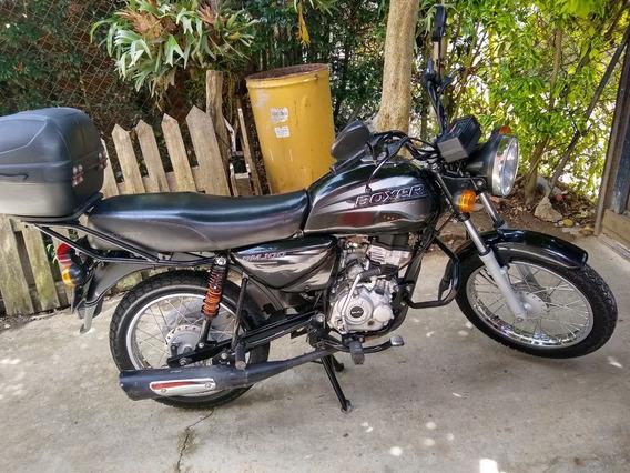 Moto Boxer Bm 100 Classic