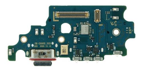 Imagem 1 de 2 de Placa Carga Usb Galax S21 Plus G996f G996b Conector Dock Oem